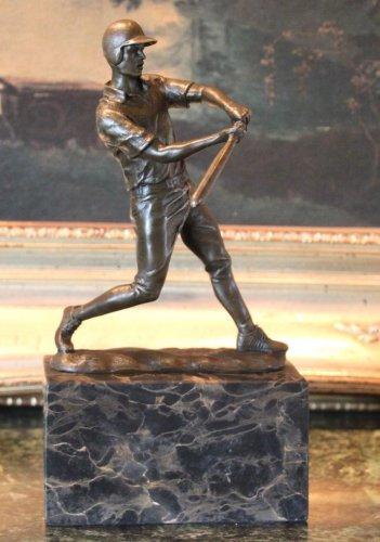 MLB Baseball Player Bronze Sculpture