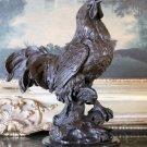 Rooster / Cock Bronze Sculpture