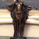 Mythological Aphrodite Greek Goddess of Love Bronze Sculpture