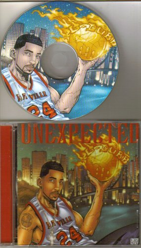 Luke Whitehead, Autographed CD, Bakestball, U of L, Blazers,