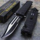 """8.5"""" TAC FORCE SPRING ASSISTED TACTICAL FOLDING KNIFE Blade Assist Open Pocket"""
