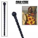37 Inch Cold Steel African zulu black Hiking Walking fighting Stick Cane