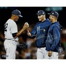 Mariano Rivera, Andy Pettitte & Derek Jeter Signed 'Mo's Final Game picture