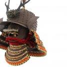 Functional Daisho Kake Samurai Helmet  Mempo, Kabuto, Japanese museum replica