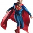 Adult collectors movie rental quality Grand Heritage Superman Costume brand new