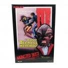 EXECUTIVE REPLICAS b movie i was a teenage werewolf 3/4 bust statue replica