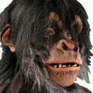 planet of the apes adult Chimp Monkey Ape Moving Mouth Halloween Costume Mask