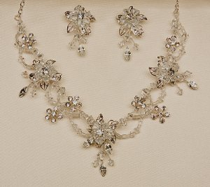 Bridal Jewelry Set (Style # 934)