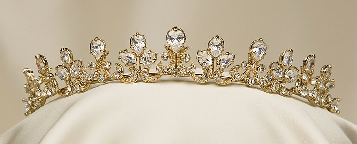 Jasmine Bridal Headpiece