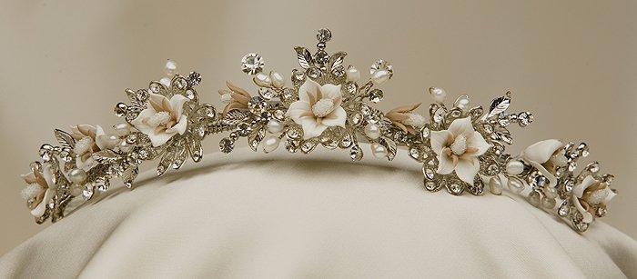 Isadora Bridal Headpiece
