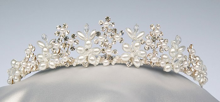 Rose Bridal Headpiece