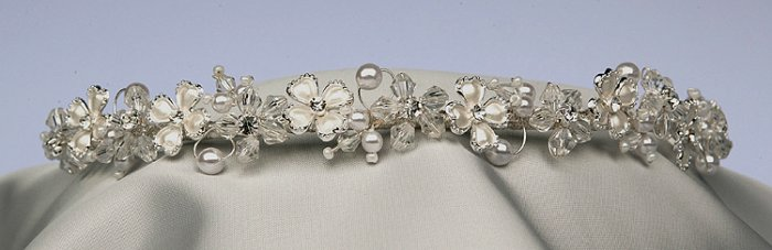 Natalie Bridal Headpiece