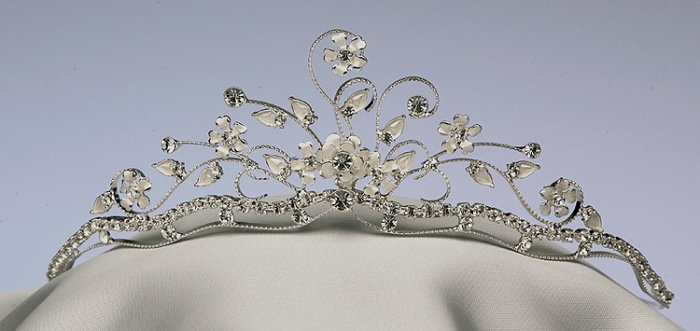 Fiona Bridal Headpiece