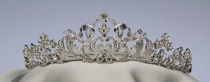 Princess Bridal Headpiece