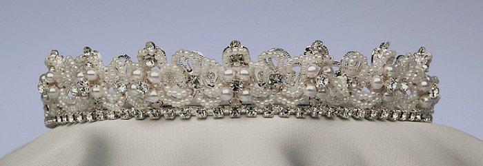 Precious Bridal Headpiece