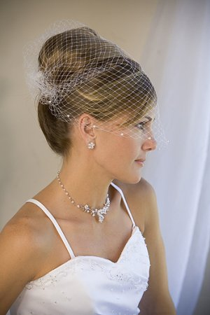 Romantic Bridal Veil