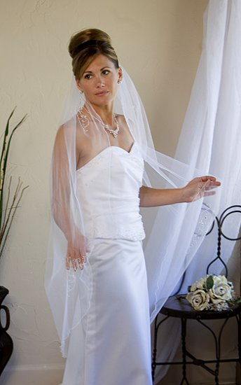 Bridal Veil 786v