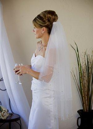 Bridal Veil 787v