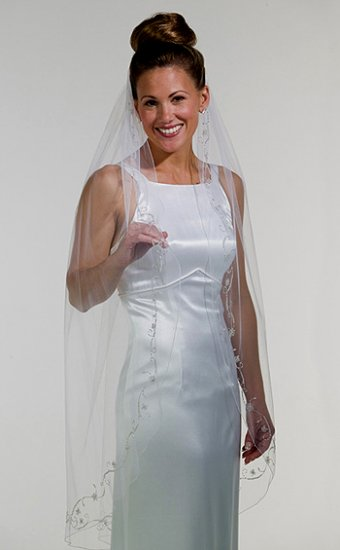 Bridal Veil 767v