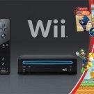 Black Super Mario Wii Bundle