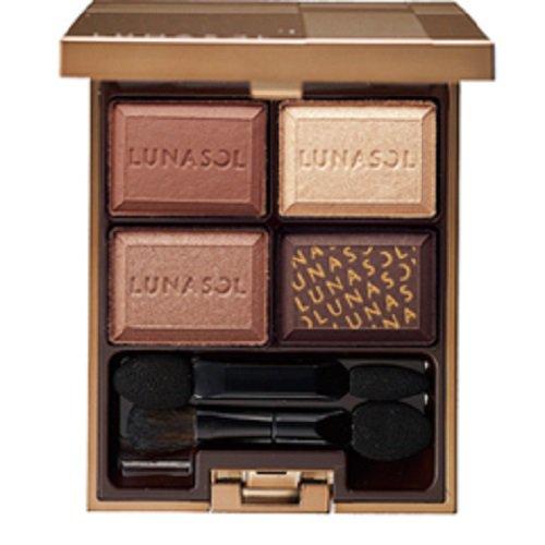 Kanebo Lunasol Selection de Chocolat Eyes #02 chocolat amer