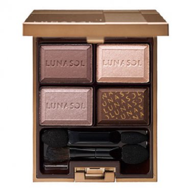 Kanebo Lunasol Selection de Chocolat Eyes #03 chocolat raisin