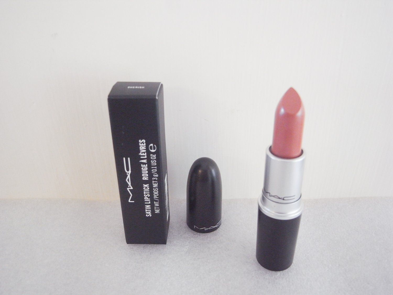 MAC Satin Lipstick Cherrish