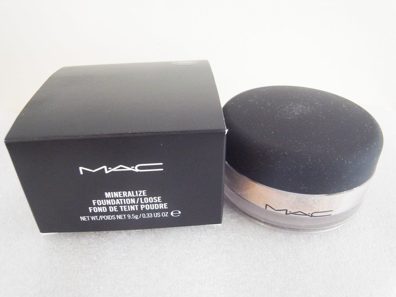 MAC Mineralize Foundation Loose Medium