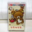 San X Rilakkuma Relax Bear Mini Mirror 2 telephone bag