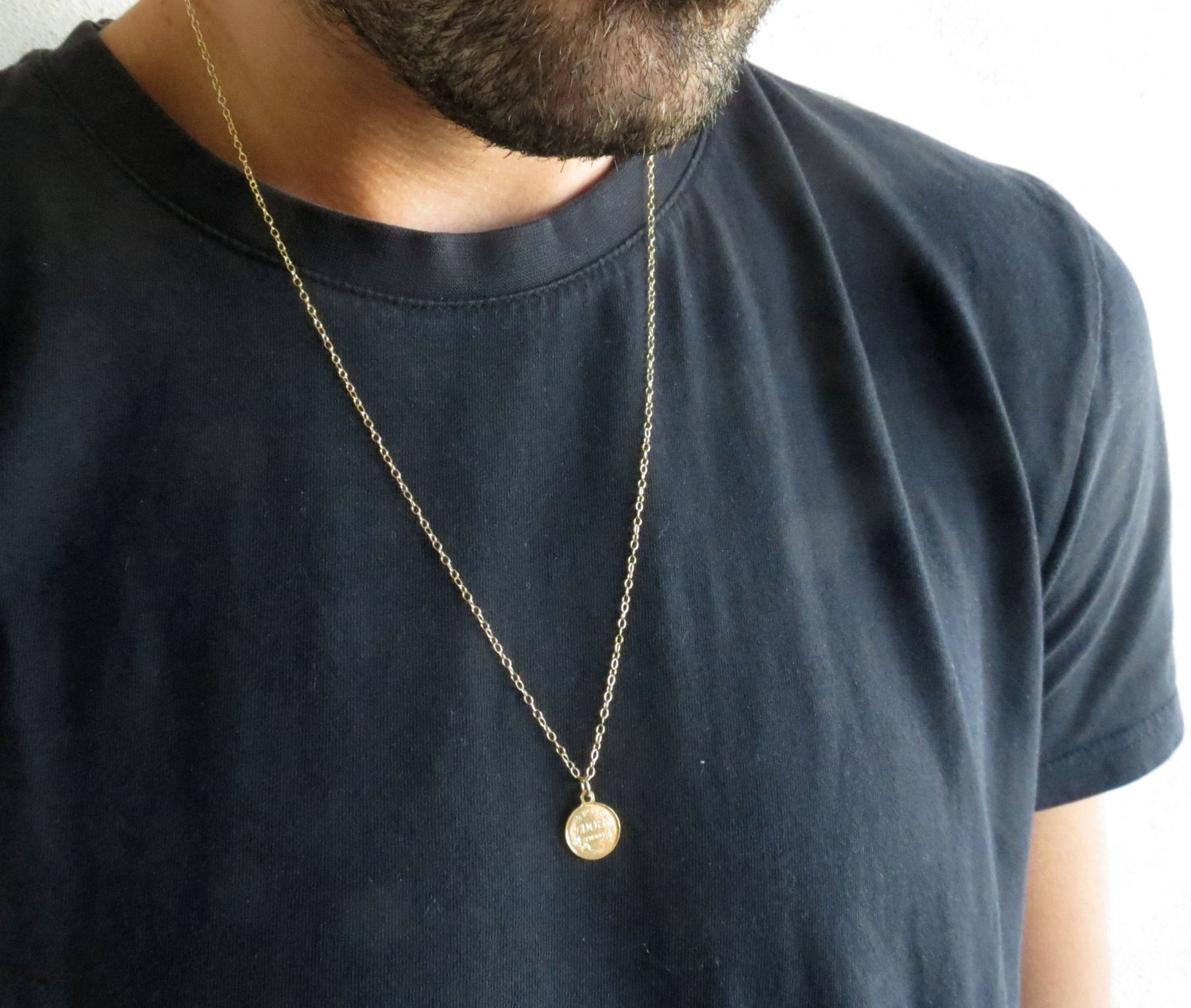 s necklace s coin necklace s gold necklace