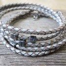 Men's Bracelet - Men's Beaded Bracelet - Men's Leather Bracelet - Men's Jewelry - Men's Gift