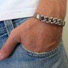 Men's Bracelet - Men's Chain Bracelet - Men's Leather Bracelet - Men's Jewelry - Men's Gift
