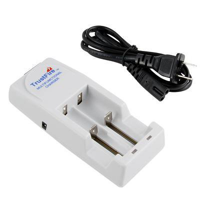 TrustFire TR-001 AC100-240V Multi-functional Charger for 18650 18500 17670 16340 14500 10440 Battery