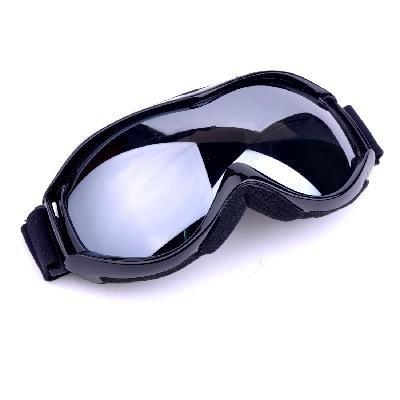 Adult Snowmobile Ski goggles Protective Glasses colored lens