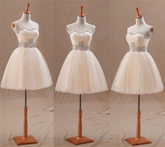 Little Sweetheart Strapless Homecoming Dress, Short Prom Dress, Cute Cocktail Dress, Party Dress