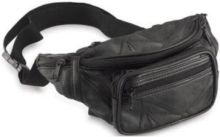 Embassy Genuine Leather Waist Bag Fanny Pack High Quality