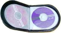 Vinyl 24 Disc CD or DVD Wallet Awesome Very Handy keep organized