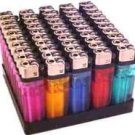 1000 Disposable lighters Multi-Colored Resell Case Special