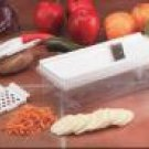 18 Multi Grater Sets Magic Chop Cooking Wholesale Case Special