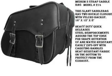 Motorcycle Saddlebags for Harley Davidson Dyna Low Rider Detachable  214 or 215