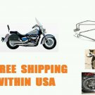 Motorcycle Saddlebags Brackets Set For Honda Shadow Ace Spirit Sabre & Tourer