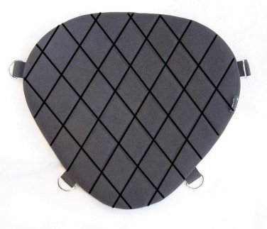 Motorcycle Gel Pad Seat Cushion For Suzuki Boulevard C50 (VL800 Volusia) Driver