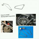 Motorcycle saddlebags Brackets For Suzuki Madura series 85,86  Models Full Set
