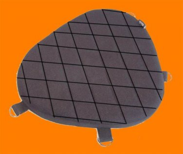Motorcycle Driver Gel Pad for Harley FLSTC/I Heritage Softail Classic Soft Tail