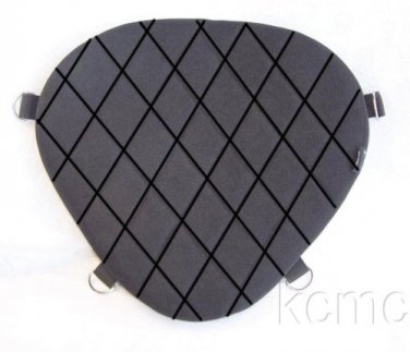 Motorcycle Gel Pad Seat Driver Pad For YAMAHA Raider S & SCL Models New Black