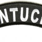 Kentucky State Rocker Patch Sml Embroidered Motorcycle Biker Vest Patch SR720
