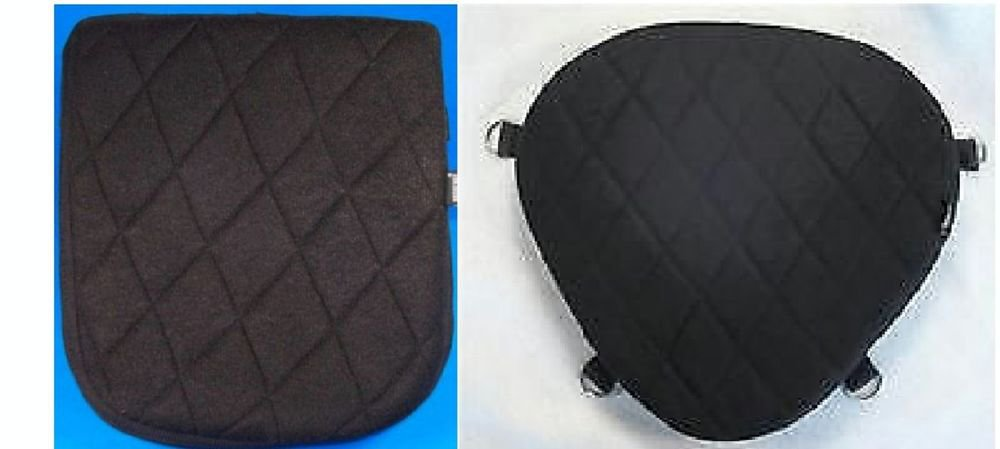 Dtiver and PASSENGER  Gel Pad set. for Honda CBR600RR, CBR600RRA, CBR600 C-ABS
