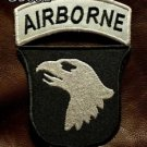 101ST AIRBORNE SCREAMING EAGLE Small Badge for Biker Vest Motorcycle Patch