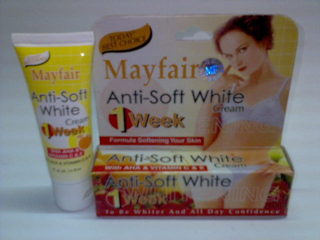 Mayfair Bikini Line Whitening Cream ~*Results in 1 week*~ (2 tubes) FREE SHIPPING
