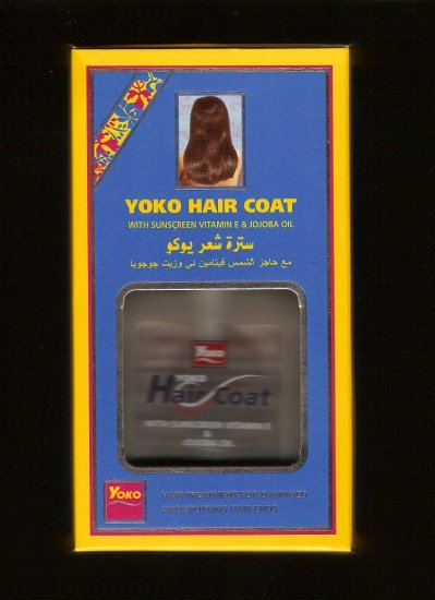YOKO Hair Coat Hair Treatment for Damaged and Splitting Hair Ends 80ml